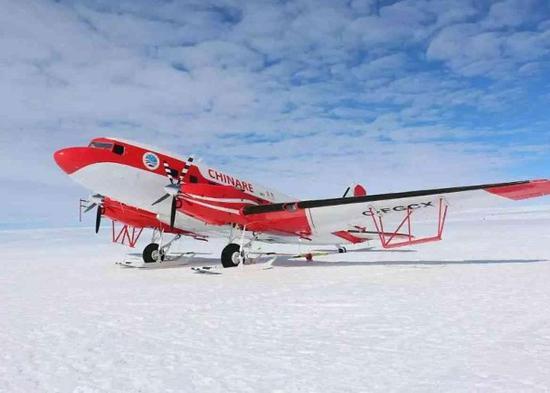 中国南极永久机场将开建 我国第32次南极考察队开始筹划一件大事