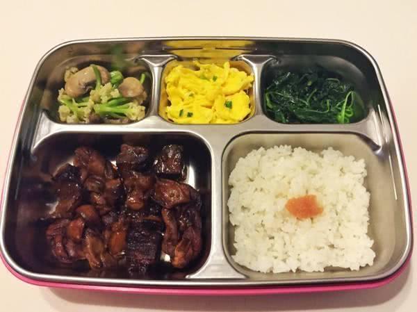 世界各国的学生午餐,韩国是泡菜,日本是便当,中国学生:打扰了