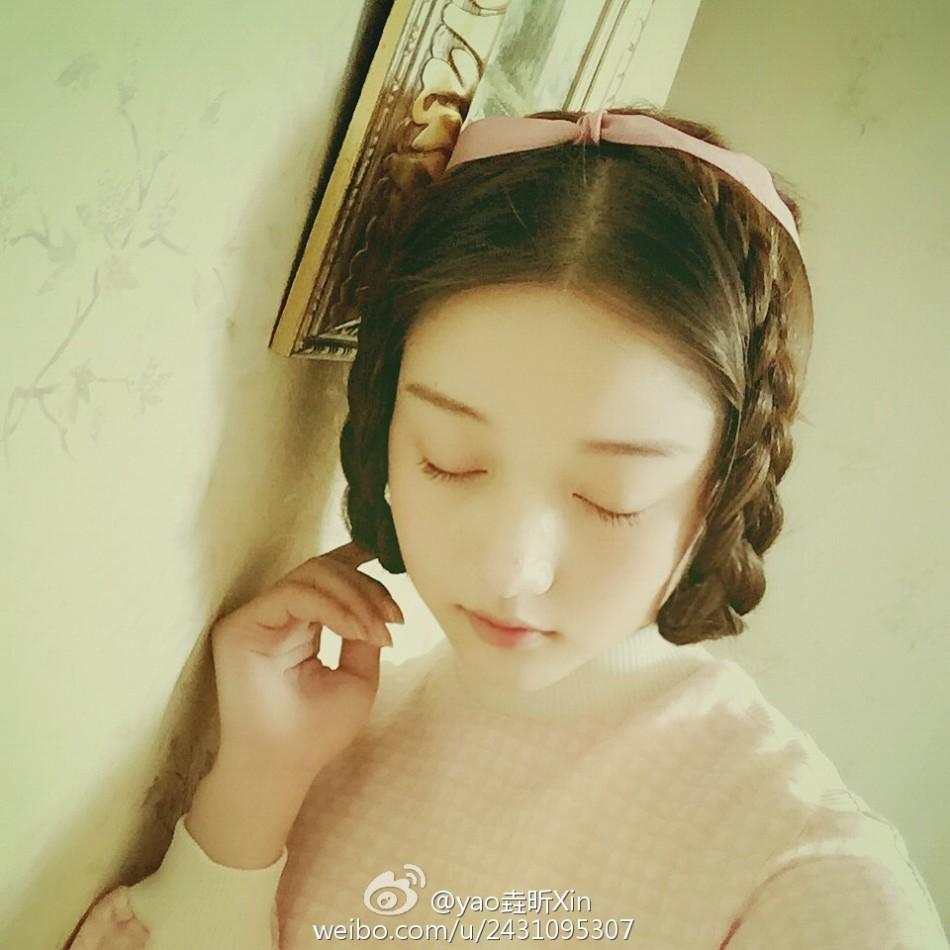 18岁中戏校花 民间女神刘垚昕海量写真