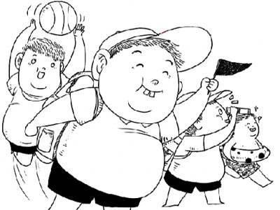 动漫 简笔画 卡通 漫画 手绘 头像 线稿 400_300