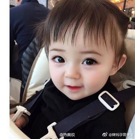 第一次烫发的宝宝,韩国萌娃yejoo 小豆子,ins agijagimin.