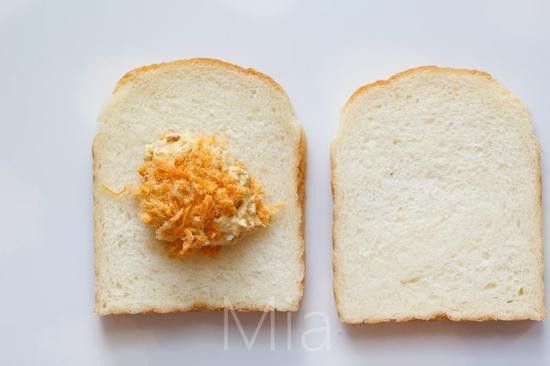 食物郊游首选宝宝--金枪鱼肉松三明治(图)拉肚子胡椒粉图片